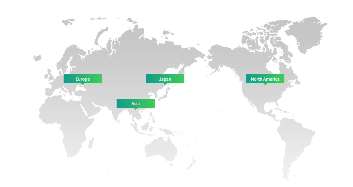 Futaba Global Locations