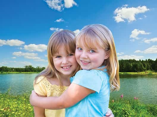 two-young-girls-smiling