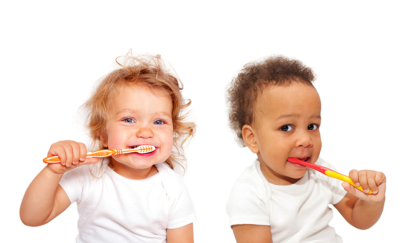 toddler tooth decay problems