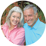 man-and-woman-smiling