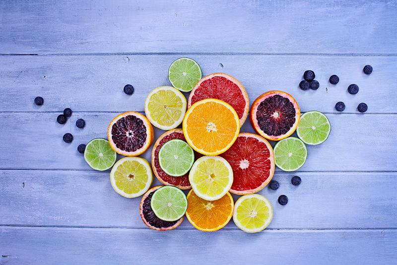 foods bad for teeth citrus