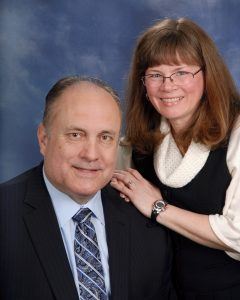 Pastor Steven Handzel, (pictured with his wife Beth)
