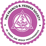 """graphic that says """"The Francis B. Vedder Society"""""""