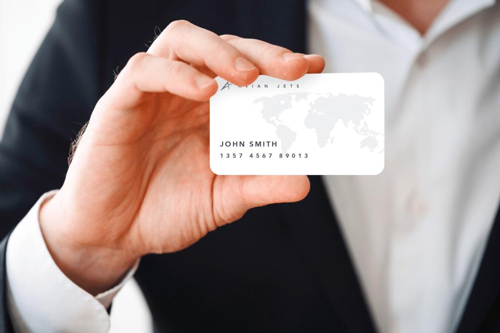 Avian Jet Card