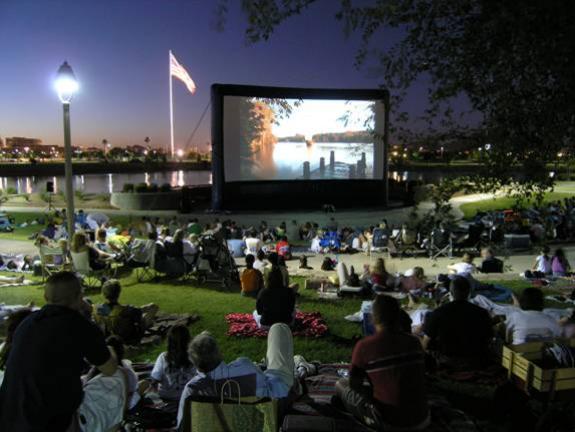 movie night cinema events