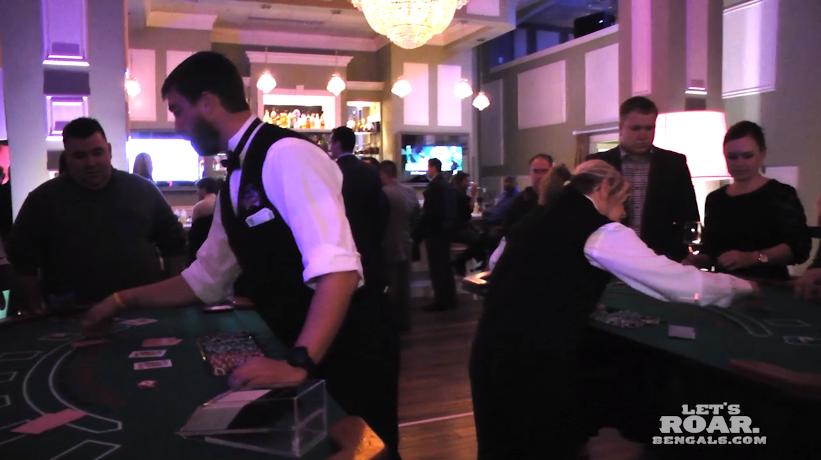 Carlos Dunlap Foundation Casino Night