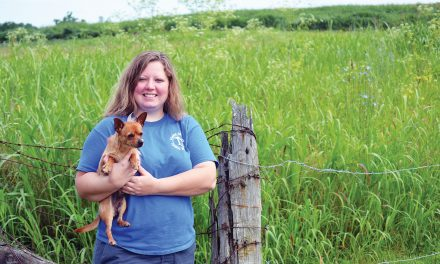 Labor of love: Clark native devoted to helping animals in need