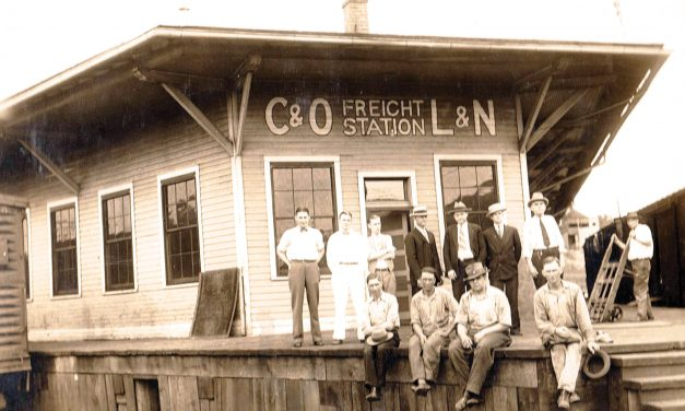 Tracks  of history | Winchester's original depot was integral part of downtown