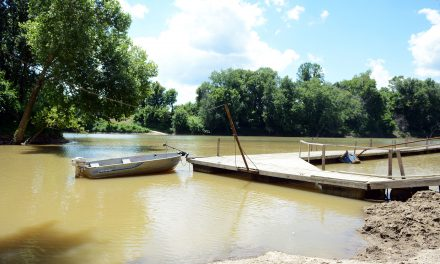 At the mouth of the Red River: Campground, boat dock rich in history, outdoor fun