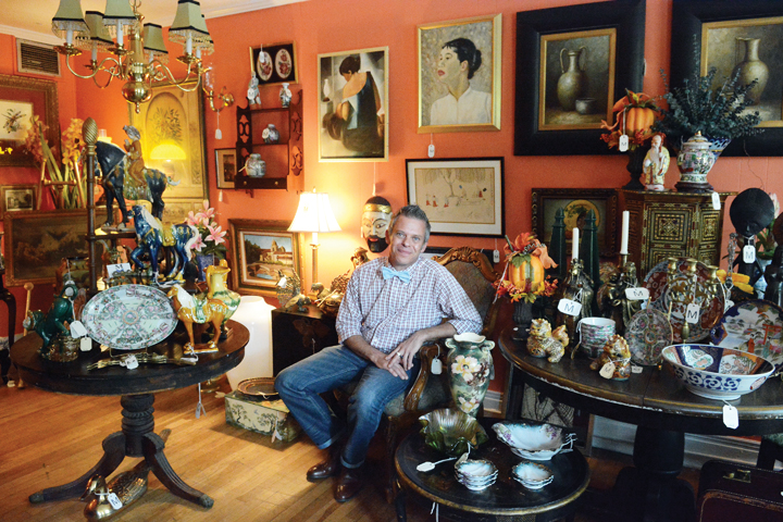 Magic on Main: Small business owners meld history with creativity