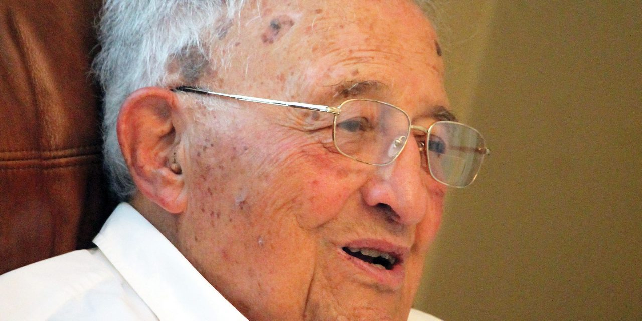 Always a story to tell: Mike Rowady recounts nearly century of calling Winchester home
