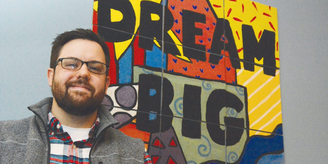 Dream big: Teen center director 'invests in people'