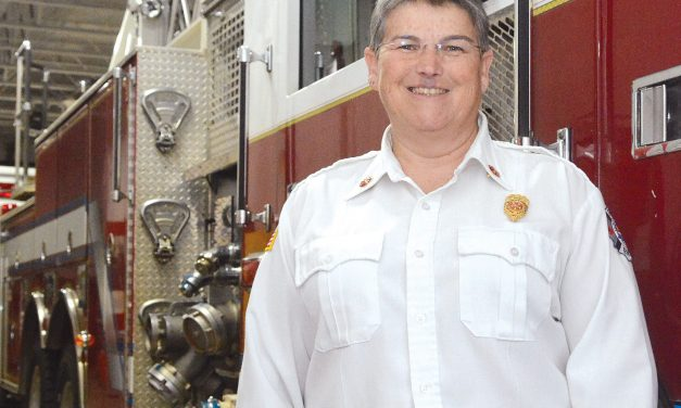 Winchester fire chief finds joy in helping community