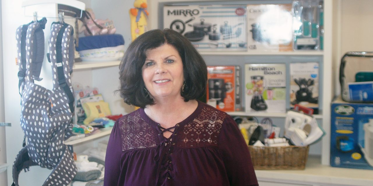 From humble beginnings, volunteer has helped facilitate growth of local pregnancy care center