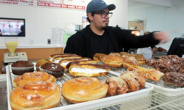 Sweet spot: Family-owned donut shop draws regional crowds