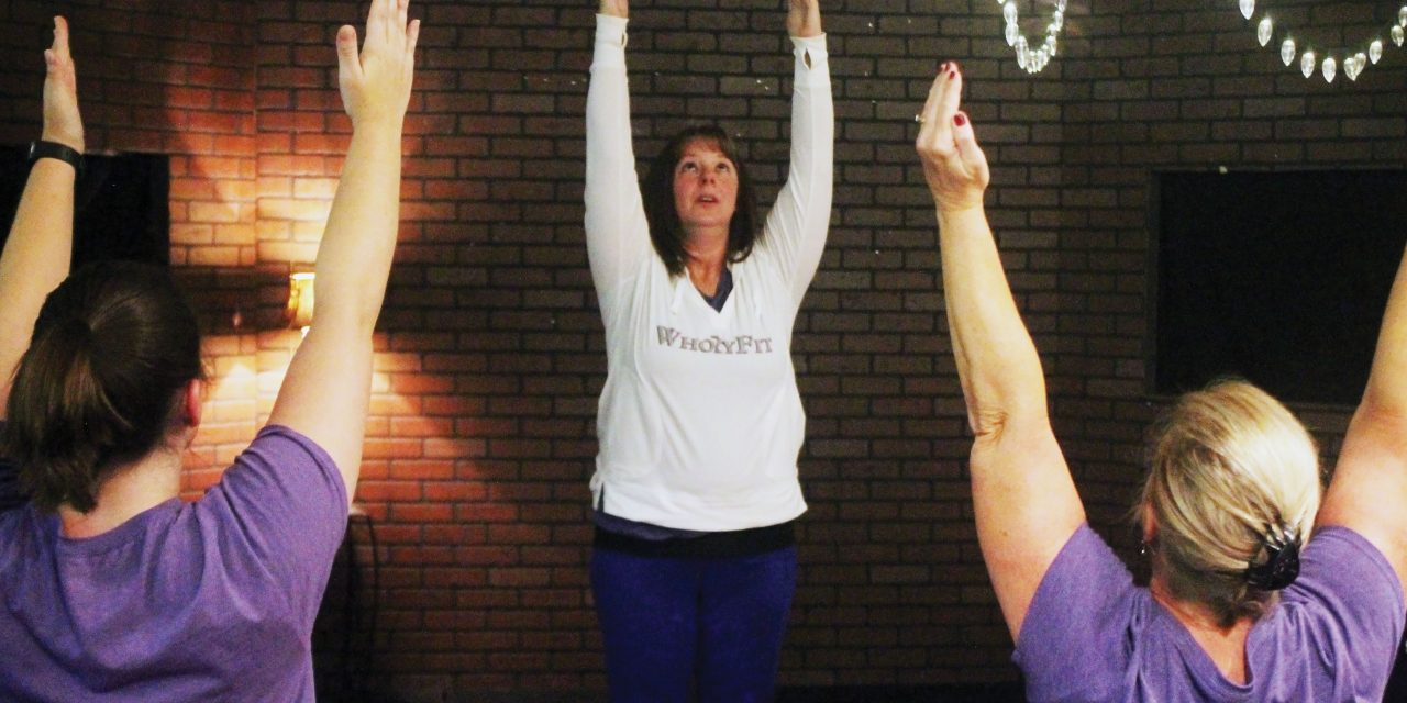 WholyFit: Fitness coach offers all-inclusive workout