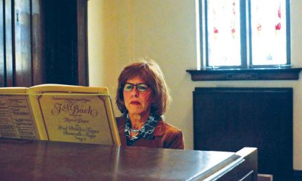 PERFECTING THE KING: Clark residents among the rare few who make historic pipe organs sing