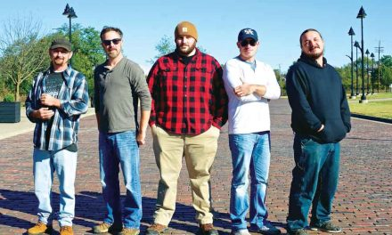 RIFLE TOWN: Local band mixes fun with bluegrass nostalgia