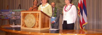 HETF Signing Ceremony