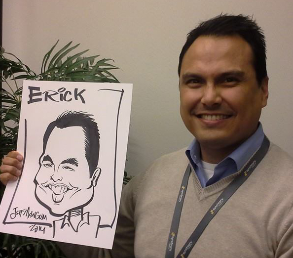 Caricatures By Jeff