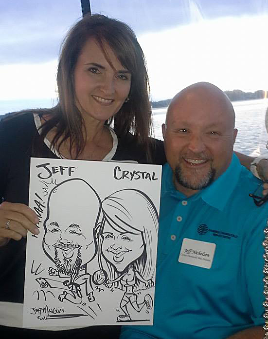 South Carolina Caricatures