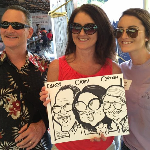 croppedCaricatures By Jeff Charlotte