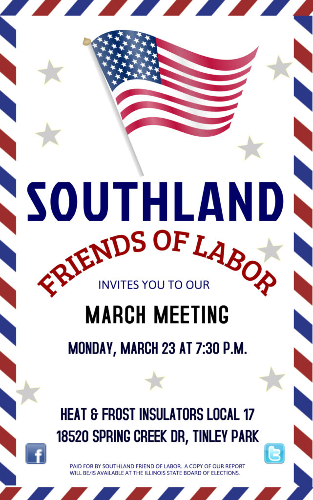 March 2020 Meeting