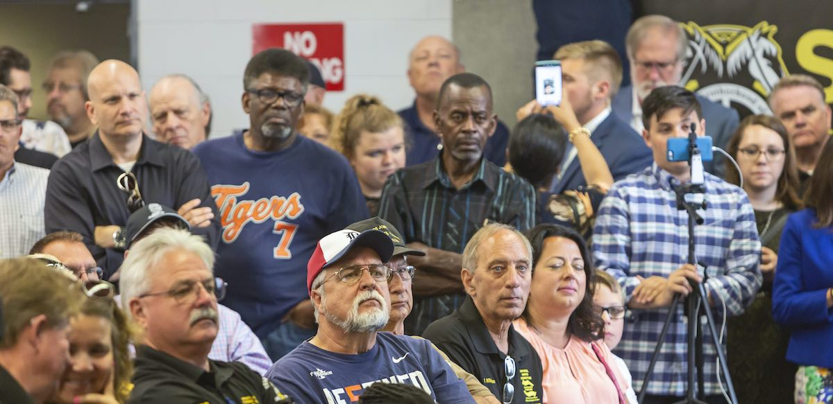 Teamsters rally to save pensions