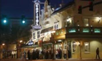 Capitol Theatre Clearwater Florida David Moore & No More Detours jazz-pop band Tampa Bay Chicago New York Nashville LA Vegas
