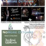 EPK David Moore & No More Detours jazz-pop band Tampa Bay Chicago New York Nashville LA Vegas