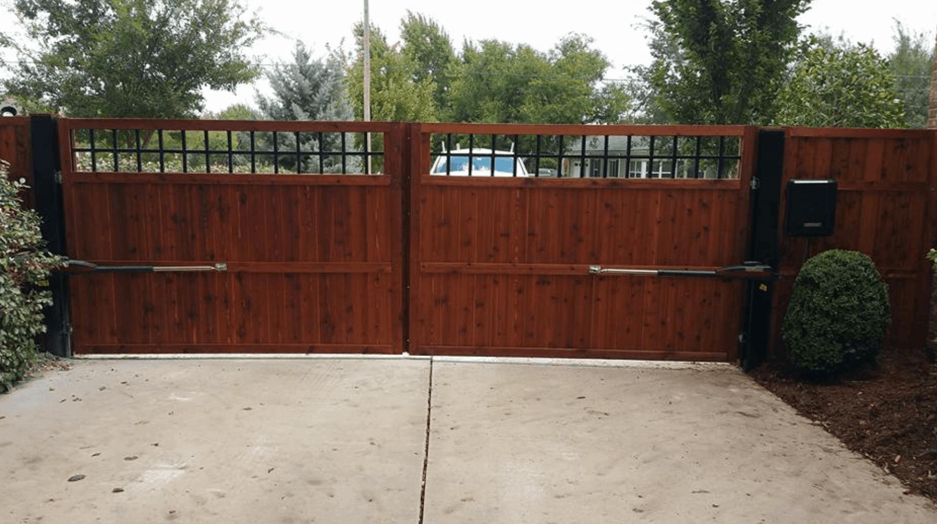 Fence company okc