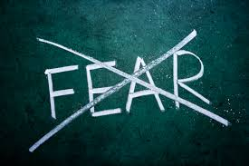 Step Up Against Fear
