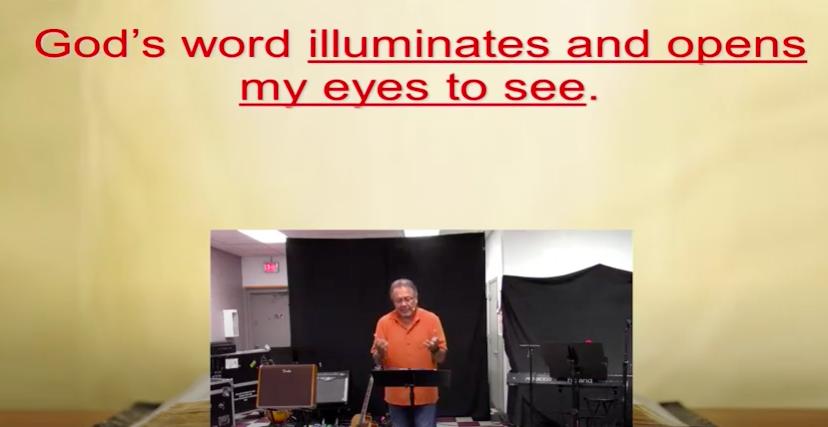 Living for Jesus 25   Eye Salve and Q-Tips