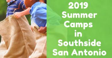 2019 Summer Camps in Southside San Antonio