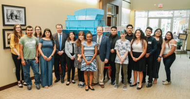 $22,500 in Scholarships awarded to Local SAISD High School Students