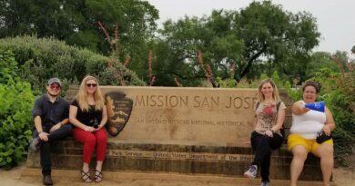 Travel Bloggers South Side San Antonio