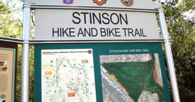 Stinson Hike and Bike Trail