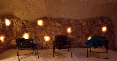 Salt Cave San Antonio