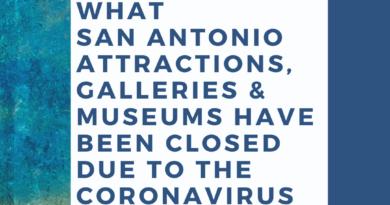San Antonio Texas Coronavirus