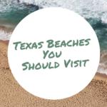 Beaches in Texas