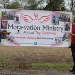 Southside Businesses Come Together for Mora-Vation Ministry 7th Annual Community Toy Drive