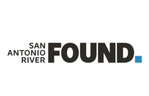 text logo San Antonio River Found