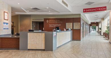 Southside's Newest Women's Services Unit at Mission Trail Baptist Hospital