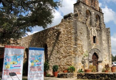 6th Anniversary of San Antonio Missions as UNESCO World Heritage Site with Annual Festival September 8-12, 2021