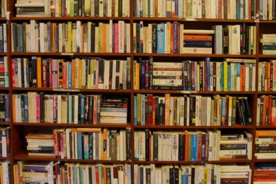 books, stories of street protests