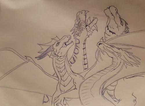 "258 – ""Dragons and Kings"" – Tonklyn"