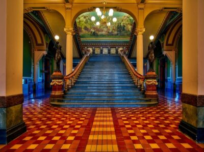 The elvish palace of the arts