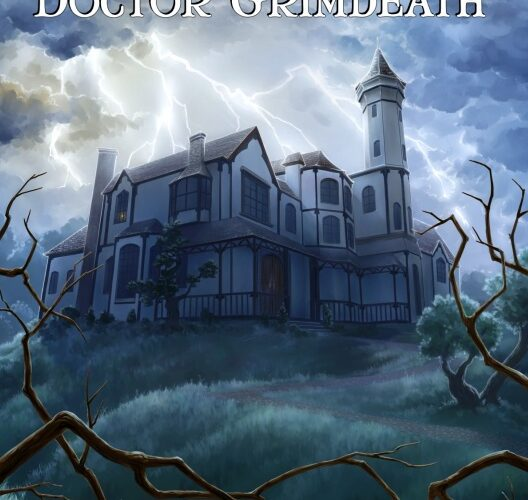 Indie Book Review – Escape From the Mansion on the Island of Dr Grimdeath – By Doug Bedwell