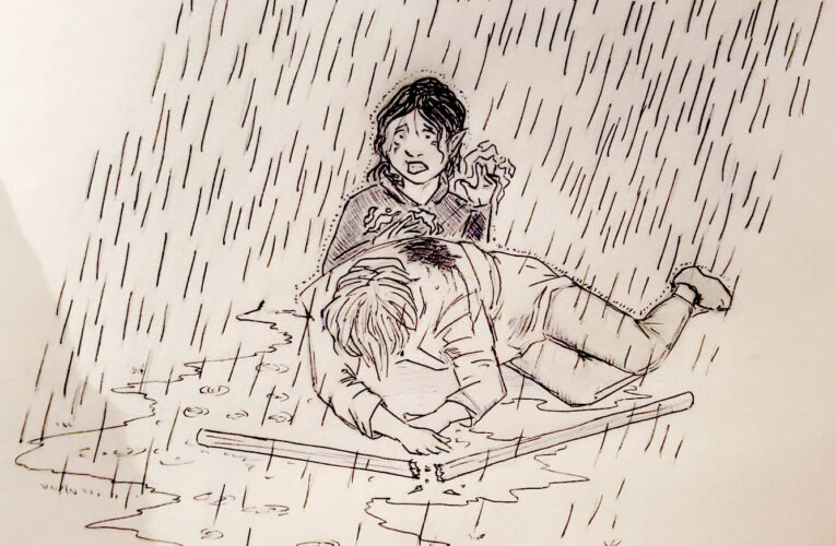 "276 – ""Blood in the Rain"" – Illariel"