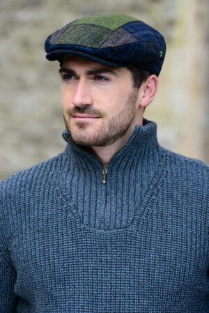 Irish Hats and Caps Trinity Patchwork Original
